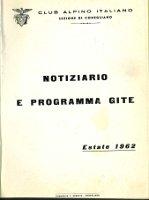 CAI_Notiziario_-_1962