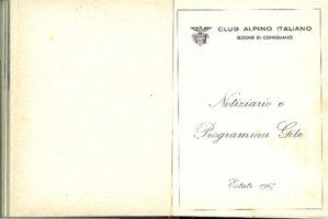 CAI_Notiziario_-_1967