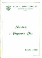 CAI_Notiziario_-_1968
