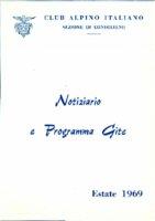 CAI_Notiziario_-_1969