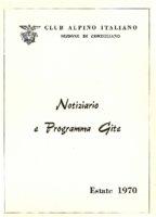CAI_Notiziario_-_1970
