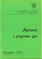 CAI_Notiziario_-_1971