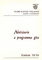 CAI_Notiziario_-_1974