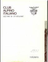 CAI_Notiziario_-_1977