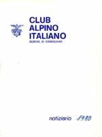 CAI_Notiziario_-_1980