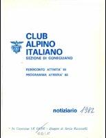 CAI_Notiziario_-_1982